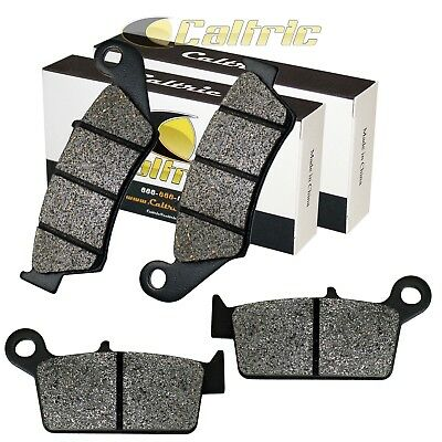 Front Rear Brake Pads Fit Suzuki Dr-Z400S Drz400S 2000-2016