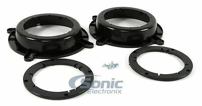 "Metra 82-7501 6""/6.5""/6.75"" Speaker Plates for Select 2013-Up Mazda Vehicles"