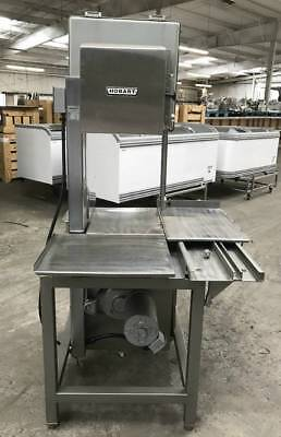 "HOBART 5801 Meat Saw -Rebuilt Motor- ""60 Day Warranty!""  **SAVE THOUSANDS**"