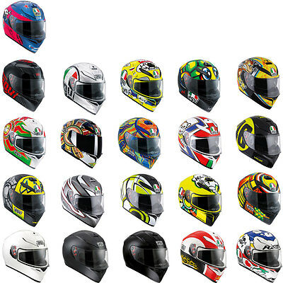 AGV K-3 SV Full Face Motorcycle Helmet