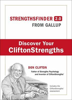 Strengths finder 2.0 by Tom Rath (Hardback) Incredible Value and Free Shipping!