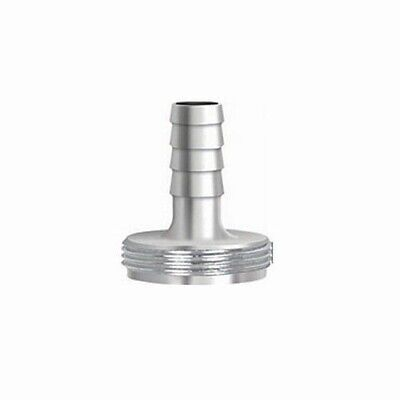 "Beer Faucet Cleaning Adapter with 5/16"" Barb - Beer Line Cleaning Attachment"