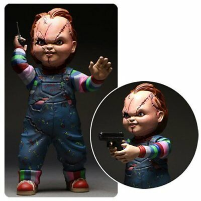 "MEZCO - Chucky - Action Figure  5"" Figure  with additional arms"