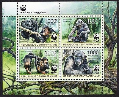 Central African Rep. WWF Central Chimpanzee MS