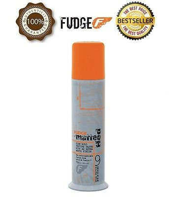 Official Fudge Matte Hed Firm Hold Texture Paste 75g