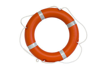 SOLAS Approved Lifebuoy - 700mm Diameter and 2.5Kg Weight Proceans