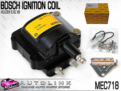 Bosch Ignition Coil To Suit Holden Commodore Vn Vg Vp Vr Vs Vt 5.0L V8 9/1988-99