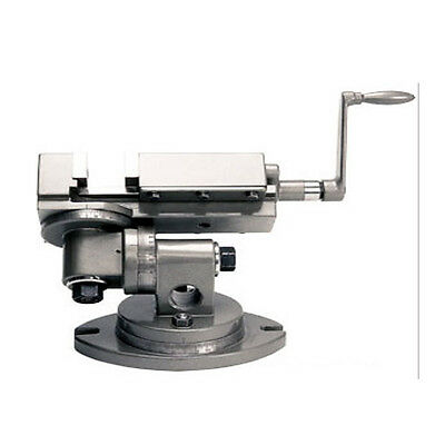 """Milling Machine Vise UNIVERSAL - 2"""" / 50mm for Milling Machines"""