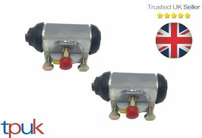 Pair Of Brand New Rear Brake Wheel Cylinders Ford Transit Connect