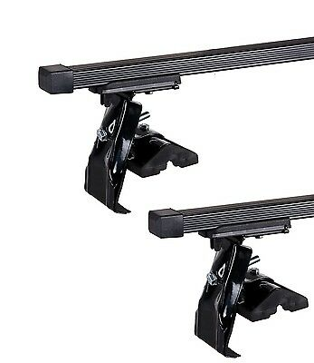 Mercedes CLK W208 Coupe 2D (97-02) Roof Bars D-1 130cm (Pair of)