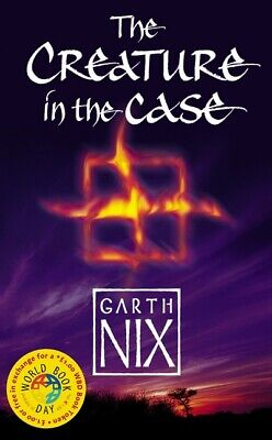 The creature in the case by Garth Nix (Paperback)