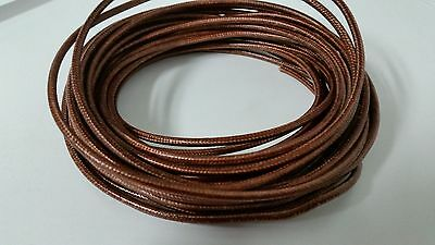 16 AWG RED 200c High-Temperature Appliance Wire SRML 500/' FT