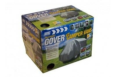 camper van bus protective storage cover T25 VW winter frost protection T3 wedge