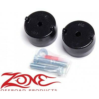 """NEW ZONE OFFROAD F1201 05-17 Ford Super Duty 2"""" Leveling Kit"""