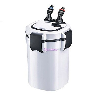 BETTA 2000 LPH - External Canister Aquarium Filter +Built in UV Upto 540 Litres