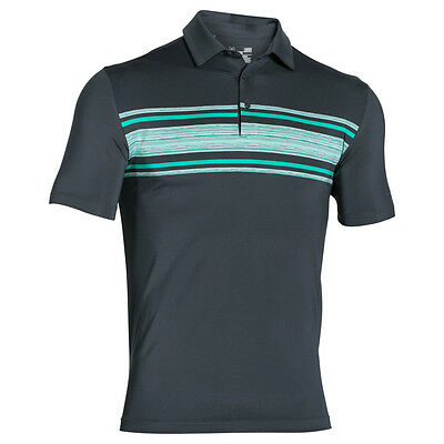 Under Armour Playoff Golf Polo (Various Colours/Sizes)