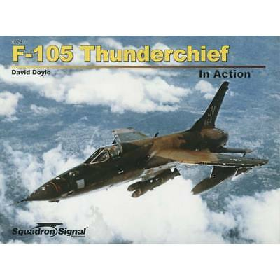 NEW Squadron/Signal F-105 Thunderchief In Action 10241