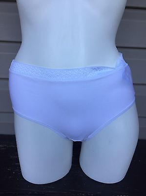 78d0feadd33f Jockey Perfect Fit Promise Hipster Low Brief Panty White #1401 8/Xx Large  $11
