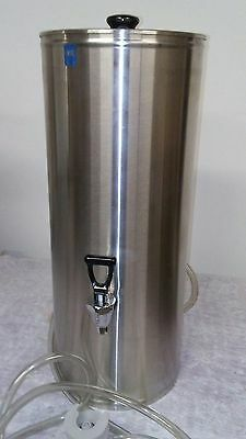 Karma 875 Single Faucet Tea Dispenser for Bag in a Box CALL FOR SHIPPING