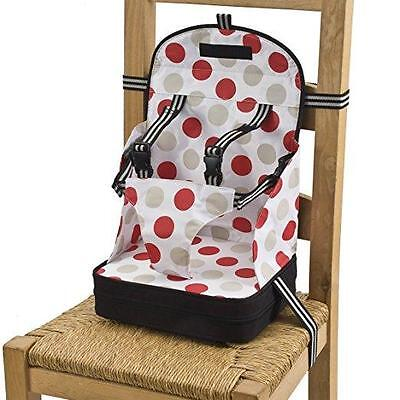 Polar Gear Booster Seat Child Travel Portable 5 Point Harness