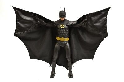 NECA - 1/4 scale Batman figure - 1989 Michael Keaton version