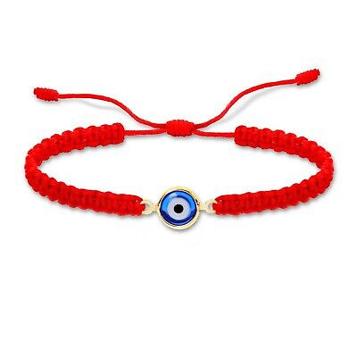Baby Evil Eye Bracelet Red String For Protection Uni Ideal Gift