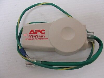 APC ProtectNet PNET1 Ethernet/Token ring port surge protector for LAN Equip.