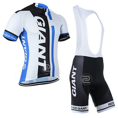 Cycling Road Bike Bicycle Team Clothing Jersey Shirts Bib Shorts Pants Set 30