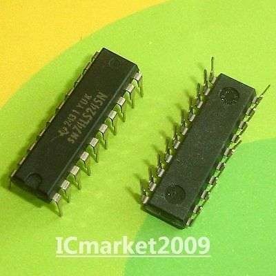 SN74F245N 74F245N OCTAL BUS TRANSCEIVERS WITH 3-STATE OUTPUTS DIP20