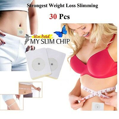 50pcs Navel Stick Magnetic Slim Fat Burning Patches Weight Loss Patch Utility