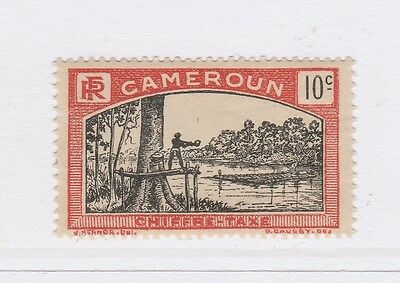 A2P55 FRENCH CAMEROUN POSTAGE DUE STAMP 1925-27 10c MH*