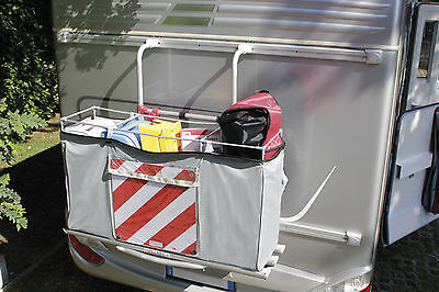 FIAMMA CARGO BACK STORAGE BAG motorhome storage back box 03856-01-
