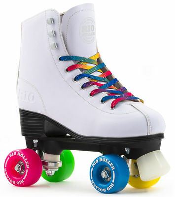 Rio Roller - Figure Adults Skate - White