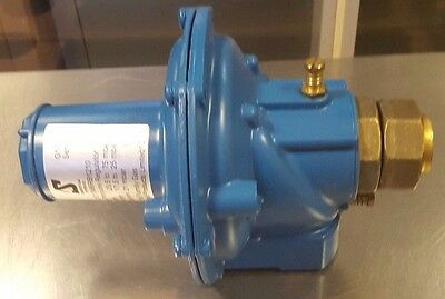 Sperryn G1000 Series Low Pressure Regulator G1011M6RB1210 23.5 to 75mbar