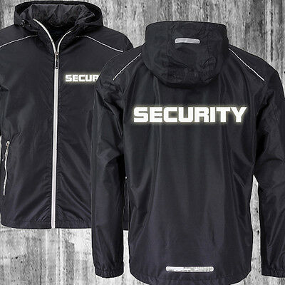 Regenjacke security