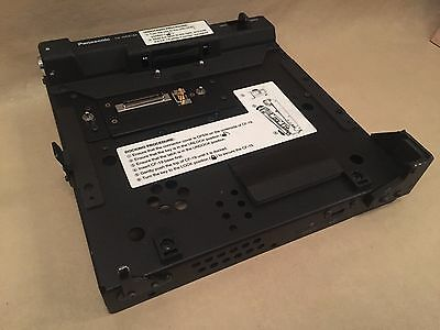 Panasonic CF-WEB184BEC Vehicle Docking Station for Toughbook CF-19 & 18