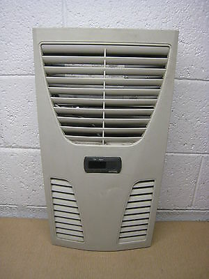 Rittal 3302110 1100 BTU/HR 0.30 kW Wall Mount Cooling Unit Air Conditioner Used