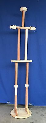 Great Medieval 6 foot Armor Display Stand: Roman/ Samurai/ Knights -From USA!
