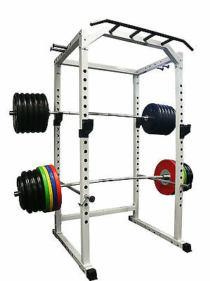 CYBERFIT LC2 Power Rack Squat Cage Light Commercial