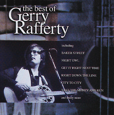 Gerry Rafferty - The Best Of Cd ~ Baker Street~City To City~ Greatest Hits *new*