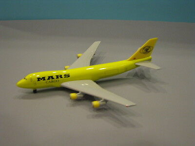 Herpa Wings Mars Cargo 747-200F 1:500 Scale Diecast Metal Model