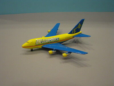 Herpa Wings Paradise Of Wings World 747-Sp 1:500 Scale