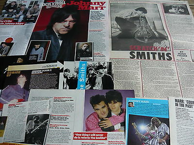 Johnny Marr - Magazine Cuttings Collection (Ref T4)