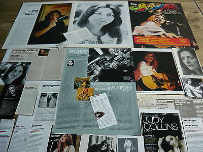 Judy Collins - Magazine Cuttings Collection (Ref T4)