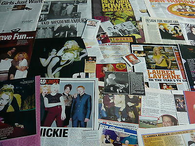 Kenickie - Magazine Cuttings Collection (Ref S16)