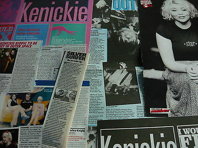 Kenickie - Magazine Cuttings Collection (Ref 2A)