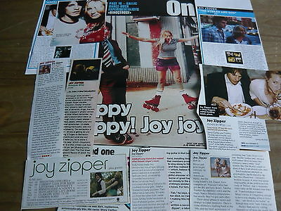 Joy Zipper - Magazine Cuttings Collection (Ref Z8)