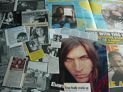 Lemonheads/evan Dando - Magazine Cuttings Collection (Ref Z14)