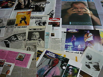 Pixies/frank Black - Magazine Cuttings Collection (Ref 2A)