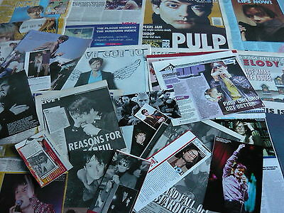 Pulp - Magazine Cuttings Collection (Ref T6)